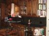 Kitchen Hardwood Cabinets