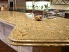 Granite Counter top From the Side